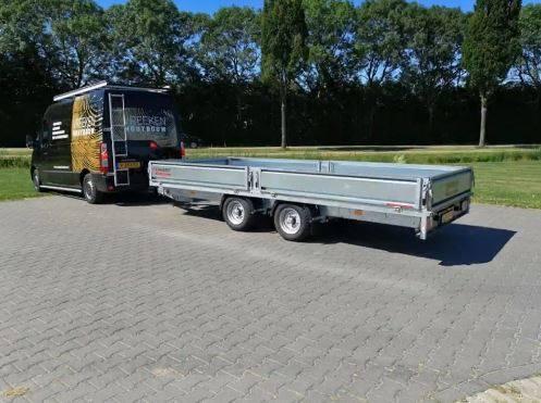 Robuuste aanhangwagen open aanhangwagen recensie review